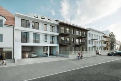 NEUBAU! 2-Zimmer Neubauwohnung mit Dachterrasse
