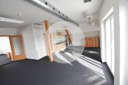 8071 Hausmannstätten: Exklusives, schönes Penthouse-Büro mit zwei Dachterrassen!