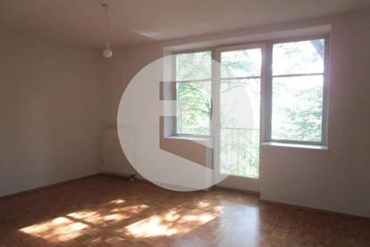 Ideal aufgeteilte 2-Zimmer-Wohnung in ruhiger Lage