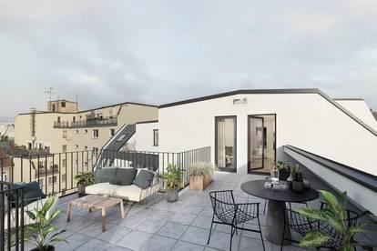 Großzügige 3 Zimmerwohnung mit Terrasse und Garten