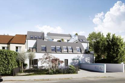 Zwei Zimmer Gartenwohnung im Neubauprojekt Favor-Vita