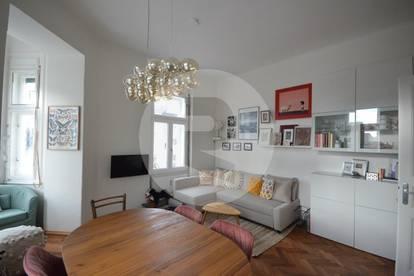 Helle, attraktive 2-Zimmerwohnung nahe Augartenpark