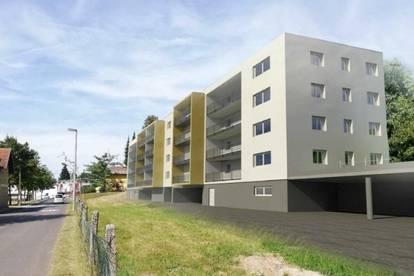Gerberhof - geräumige 2-Zimmer-Wohnung mit großer Loggia und KFZ-Stellplatz!