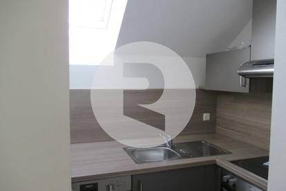 Nähe Albert Schweitzer Klinik: Schöne, helle 2-Zimmer-Wohnung im Dachgeschoss!