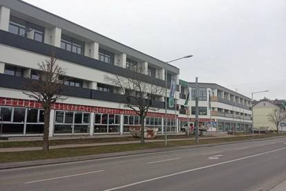 Moderne Geschäftsflächen im frequentierten Wohn- und Einkaufszentrum