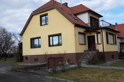 RUSTLER - Einfamilienhaus mit großem Garten im Burgenland!