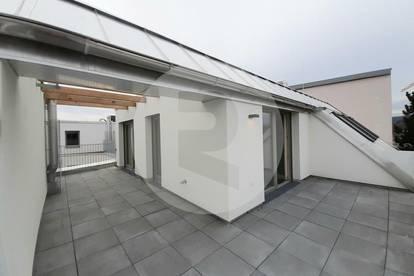Tolle Dachterrassenwohnung im Neubau