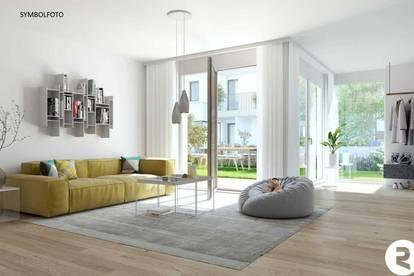 Graz - St. Peter: PROVISIONSFREIE 3-Zimmer Neubauwohnung in bester Lage! Mit Garten!