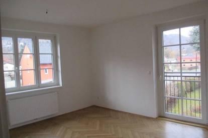 Wetzelsdorf: Großzügig geschnittene 3-Zimmerwohnung mit Balkon!