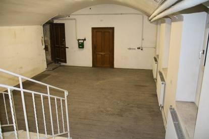 Hobbyraum - Werkstätte - Lager im Souterrain nahe Schottentor/Votivkirche