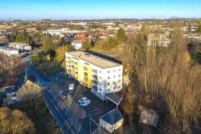 Gerberhof - ERSTBEZUG - 3-Zimmer-Wohnung mit großer Loggia und KFZ-Stellplatz!