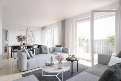 Dachterrasse! 3-Zimmer Wohnung mit wunderschönen Ausblick