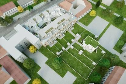 3-Zimmer mit wunderschönen Ausblick und Dachterrasse - NEUBAUPROJEKT!