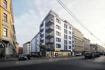 Mietwohnungen im Neubauprojekt – 1160 Wien, Lindauergasse 2-6