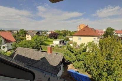 Wetzelsdorf: Hausetage auf 2 Ebenen mit Gartenmitbenutzung!