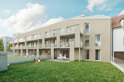 ANLEGER: 3 Zimmer Neubauwohnung mit Dachterrasse
