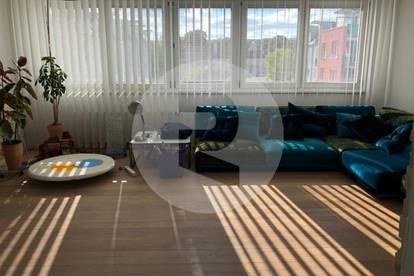 Geräumige 2 Zimmerwohnung mit ca. 72 qm und ca. 15 qm Terrasse