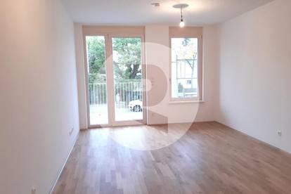 ERSTBEZUG - Exklusive 2 Zimmer Neubauwohnung mit Balkon und Garage
