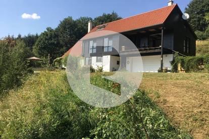 Architektenhaus mit Fernblick
