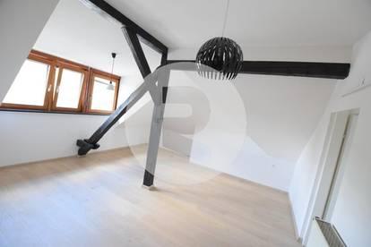 Graz-Gösting: Ruhig gelegene, sanierte Dachgeschosswohnung in charmanter Altbauvilla!
