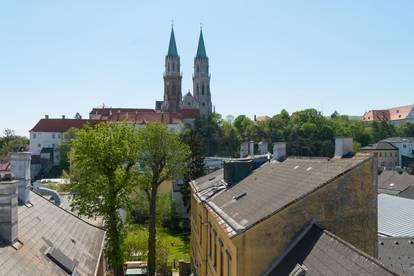 NEU: tolle DG Wohnung am Stadtplatz Klosterneuburg (Zentrum)