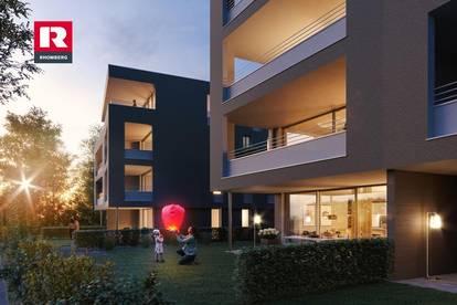 Gartenwohnung in Lustenau, Top W02