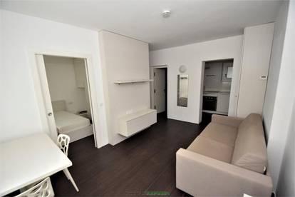 Innsbruck-Wilten: Helle und möblierte 2-Zimmer-Wohnung!