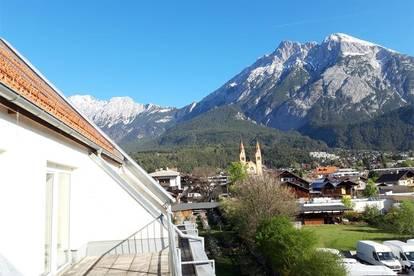 Telfs: Sonnige 2-Zimmer-Terrassenwohnung Top 08