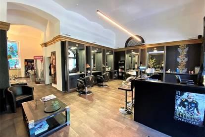 Top gepflegter und moderner Friseursalon in der Innenstadt von Innsbruck