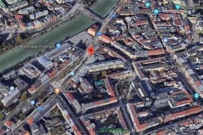 Innsbruck-Zentrumsnähe: Tiefgaragenplatz im Ursulinenhof!
