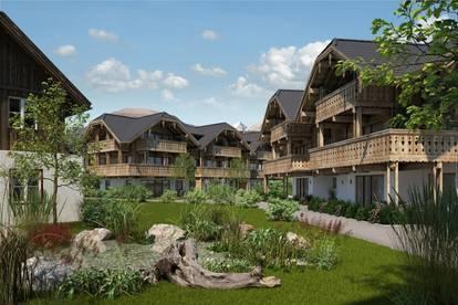Projekt Alm ApARTment | Haus 7 - Top 1 2-geschoßiges Ferienapartment mit Private-SPA