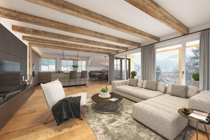 365 Haslach View | Neubau-Penthouse-Wohnung