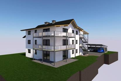 Exklusive Erstbezug-Penthouse-Wohnung mit Sonnenterrasse zur Miete