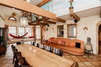 Bezauberndes Landhaus mit touristischer Nutzungsmöglichkeit