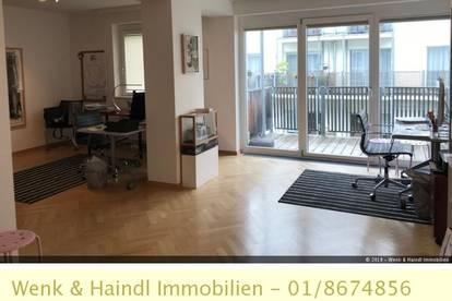 MIETEN IN BESTLAGE - Perchtoldsdorf Marktplatz - Büro mit Balkon und Terrasse