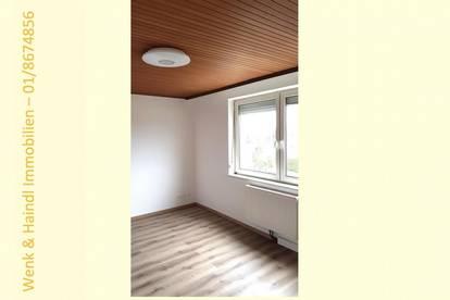Erstbezug nach Renovierung! Liebevolle Zweizimmerwohnung in Pottendorf!