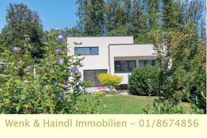 Großzügige Villa mit perfekt durchdachter Raumaufteilung in idyllischer Lage!