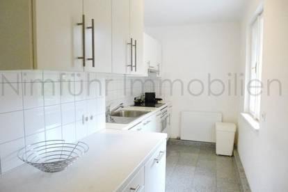 Ruhig gelegene 3-Zimmer-Wohnung in zentraler Stadtlage in der Riedenburg