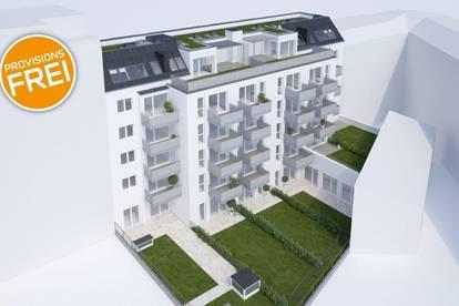 Charmantes Büro mit Garten und Klimaanlage in toller Lage bei U6 - Top 01