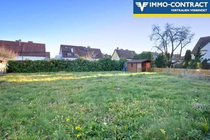 Baugrundstück im Villenviertel von Fürstenfeld