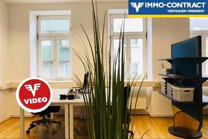 Kreatives Office: Büros, Meetingraum, Cafeteria, Showroom, ...