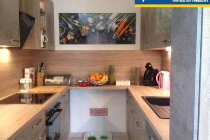 2 Zimmer-Wohnung mit Garten in ruhiger Lage
