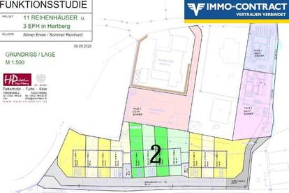 Großzügiges Grundstück - Zentrale Lage in  Hartberg