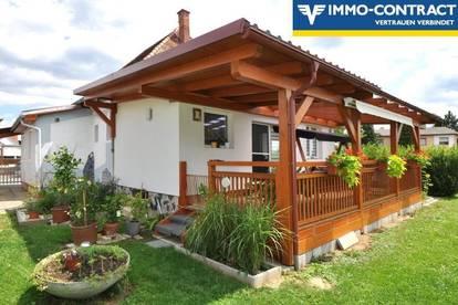 Landhaus mit traumhaft angelegtem Garten