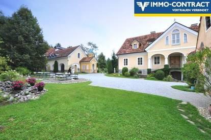 Seminarzentrum und Büros Gutshof im Erzherzog Johann Stil - Behutsam saniert - Schönheit und Natur pur