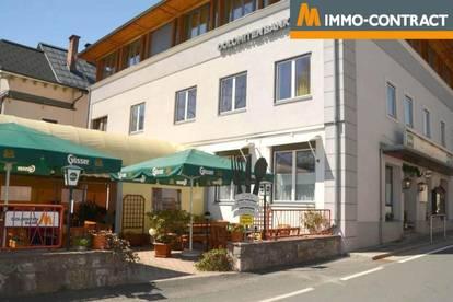 Restaurant / Cafe / Pizzeria mit Gastgarten