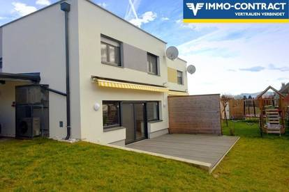 Ruhig gelegene, modern gestaltete Doppelhaushälfte