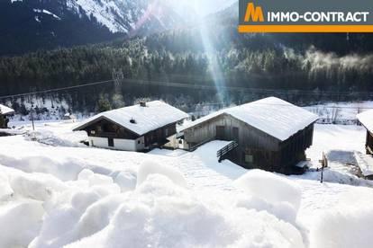 RESERVIERT: Landwirtschaft im Gemeindegebiet von Untertilliach