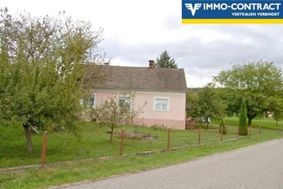 Kleines Haus mit Potential - Ruhige Lage