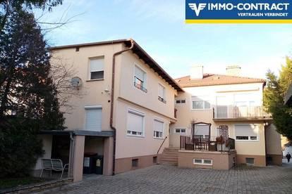 Wunderschönes, großräumiges Mehrfamilien-Wohn- und Geschätftshaus auf 1.704m² Grund mit 395m² Halle und diversen Nebengebäuden.